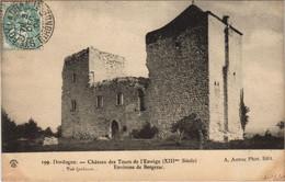 CPA Chateau Des Tours De L'Envege - Environs De Bergerac (1081556) - Autres Communes