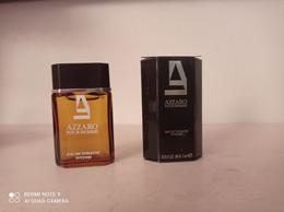 AZZARO Pour Homme   - EDT Intense  -.7 ML - Miniature - Mignon Di Profumo Uomo (con Box)