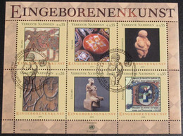 UNO WIEN 2004 Mi-Nr. Block 18 O Used - Aus Abo - Blocchi & Foglietti