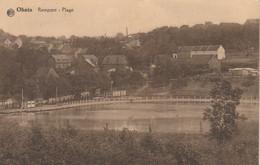Renipont Plage , Panorama RARE ( Ohain ,Lasne , Bourgeois , Rixensart , Genval , Bourgeois ) - Rixensart