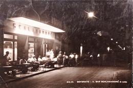 Cartolina - Soverato - Il Bar Scalamandre - 1957 - Catanzaro