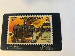 8:434 - Isle Of Man GPT The Last IOM Boat - Isla De Man