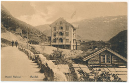 XNOR.97.  Røldal - Hotel Røldal - Norway