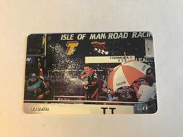 8:445 - Isle Of Man Chip Acclaim The Winner - Isla De Man