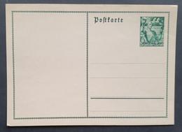 Deutsches Reich 1938, Postkarte P267 Ungebraucht - Briefe U. Dokumente