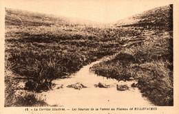 N° 4799 Z -cpa Les Sources De La Vienne Au Plateau De Millevaches- - Otros Municipios