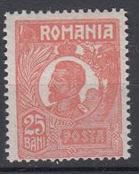 ROEMENIË - Michel - 1920/27 - Nr 268 - MH* - Nuovi