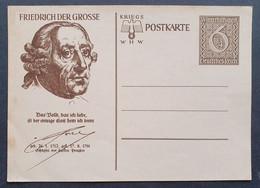 Deutsches Reich 1939, Postkarte P285 Bild 04 Ungebraucht - Briefe U. Dokumente