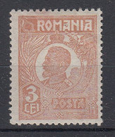 ROEMENIË - Michel - 1920/27 - Nr 276 B Type I - MH* - Nuovi