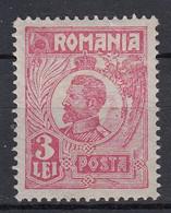 ROEMENIË - Michel - 1920/27 - Nr 278 - MH* - Nuovi