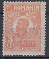 ROEMENIË - Michel - 1920/27 - Nr 277c Type III - MH* - Nuovi