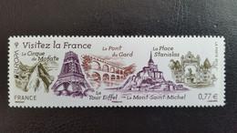 France Timbre NEUF N° 4661 - Année 2012  - Europa, Visitez La France - Unused Stamps