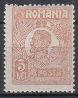 ROEMENIË - Michel - 1920/27 - Nr 280 Type I - MH* - Nuovi