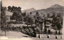 Chalet Mon Bijou Kriens - LU Lucerne