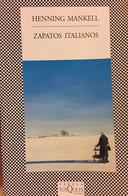 Zapatos Italianos. Henning Mankell. Ed. Andanzas-Tusquets, 3ª Edición, 2010 (en Español). - Action, Adventure