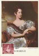 D. Maria II - Maximum Cards & Covers