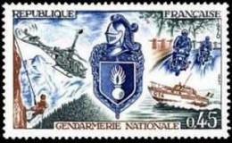 FRANCE NEUF** 1970 - N° 1622/1624/1625/1626/1628/1629/1631/1632/1634/1635 - 4 - Ongebruikt