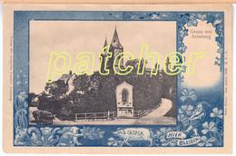 Arenberg (Koblenz) Glück Hier Bleiben, Schwein, Zwerg, Um 1900 - Koblenz