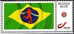 DUOSTAMP** / MYSTAMP** - Mondial / Wereldbeker / Weltmeisterschaft / World Cup - 2014 - 2014 – Brazilië