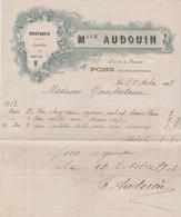 17 PONS Mlle. AUDOUIN MODES SPECIALITE DE DEUIL - 1900 – 1949