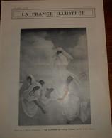 La France Illustrée. La Catastrophe Du Titanic - Défenses Des Dardanelles - Révolte Et Massacres De Fez. 27 Avril 1912 - 1900 - 1949