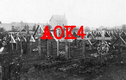 62 MEURCHIN Wingles Carvin Lens Loos Hulluch Cimetiere Allemand 1916 Nordfrankreich - Altri Comuni