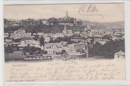 63765 Ak Dillenburg Gesamtansicht 1904 - Unclassified