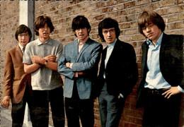 The Rolling Stones OLD POSTCARD - Cantanti E Musicisti