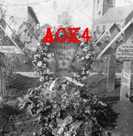 62 MEURCHIN Auchy Lez La Bassee Fosse 8 Cimetiere Allemand 1916 Nordfrankreich Lutz Venningen BIR 18 - Altri Comuni