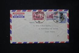 MALAISIE - Enveloppe Commerciale De Penang Pour La France En 1962 - L 84722 - Federation Of Malaya