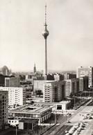DC1538 - Ak BERLIN Karl Marx Allee Fernsehturm - Mitte