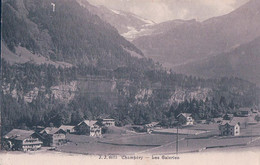 Champéry VS, Les Galeries (6073) - VS Valais