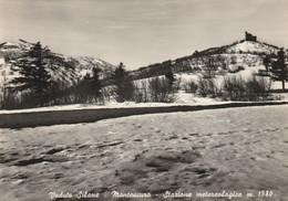 Cartolina - Postcard /  Viaggiata  -  Sent /  Monte Scuro - Sila. ( Gran Formato ) Anni 50° - Cosenza