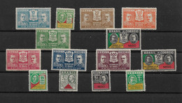 BRAZIL 1931 Revolution Leaders MH - Unused Stamps