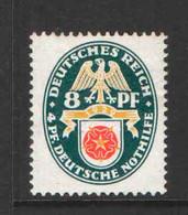 ГЕРМАНИЯ    Michel # 431  1929  MNH* - Nuevos