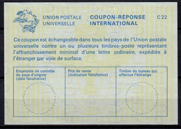 ALBANIE ALBANIA ALBANIENLa23 International ReplyCoupon Reponse Antwortschein IAS IRC mint ** ( Vertical Watermark ) - Albania