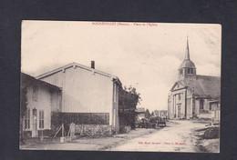 Boureuilles (55)  Place De L' Eglise ( Ed. Mme Jacques 45096) - Other Municipalities