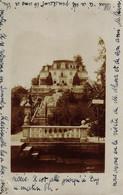 Horw, Villa Krämerstein, 1910 Nach St. Niklausen Versandt - LU Lucerne