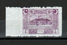 (0787 X) 1922 First Parliament, Ankara MNH** - Nuovi