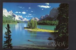 CG61 - Canada - Jasper National Park, Maligne Lake And Spirit Island - Jasper