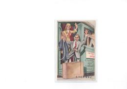 1 Carte Postale Systeme STENAY (55) - Stenay