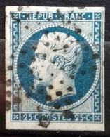 Numéro 10 Oblitéré - 1852 Louis-Napoleon