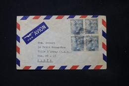 ESPAGNE - Enveloppe De Madrid Pour La France En 1952 - L 84799 - 1951-60 Cartas