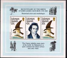 1985, M/s, UMM, Audubon - Solomoneilanden (1978-...)