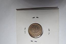 20 Centacvos 1973 Guine 2020 - Guinea