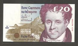 Irlande, 20  Irish Pound, 1994 - Ireland