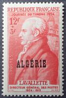 R2062/759 - 1954 - COLONIES FR - ALGERIE - N° 308 NEUF** - Ongebruikt