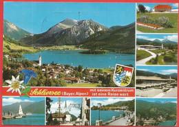 Schliersee, Bayerische Alpen, Kurzentrum - Schliersee