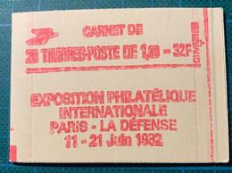 Carnet N°2220 C7 - Cote 60€ - - Standaardgebruik
