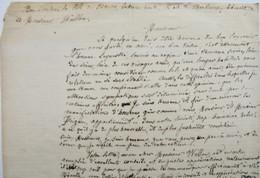 Lettres De Pierre Douy, Communard Déporté, Pontons De Nantes, Rade De Cherbourg, 1871 - Documenti Storici